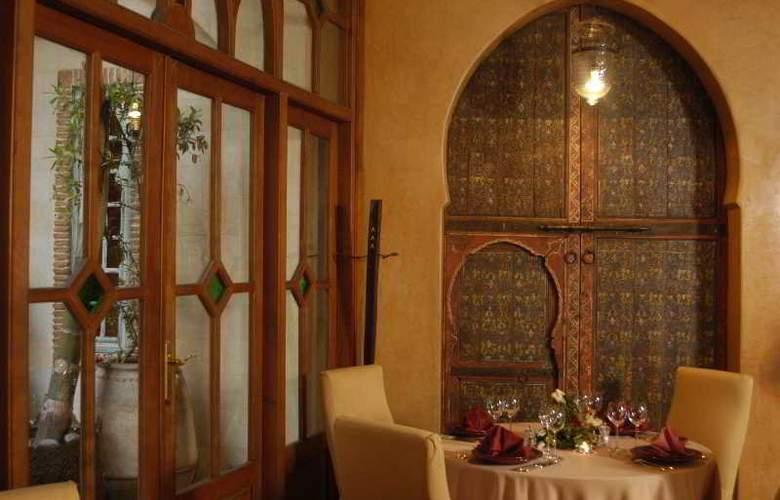 La Maison Arabe - Restaurant - 11