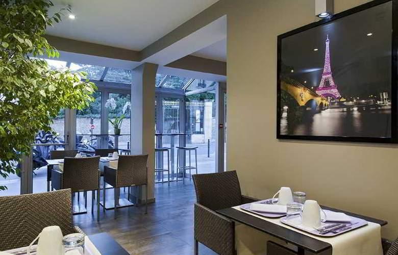Timhotel Jardin Des Plantes - Restaurant - 7