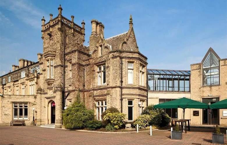 Mercure Bradford Bankfield - Hotel - 28