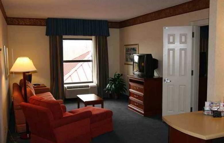Hampton Inn & Suites Concord/Charlotte - Hotel - 4