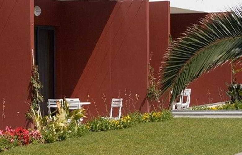 Antillia Hotel - Terrace - 7