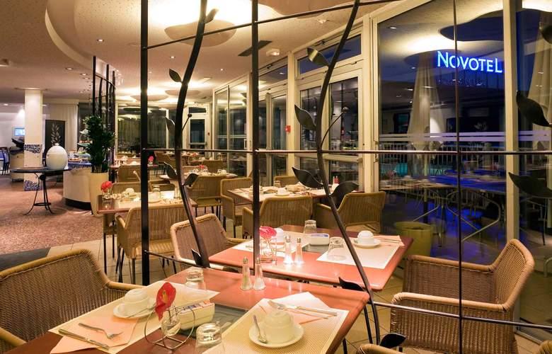 Novotel Amiens Pole Jules Verne - Restaurant - 14