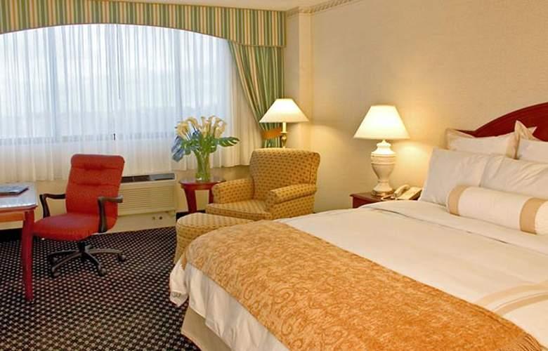 Philadelphia Airport Marriott - Room - 1