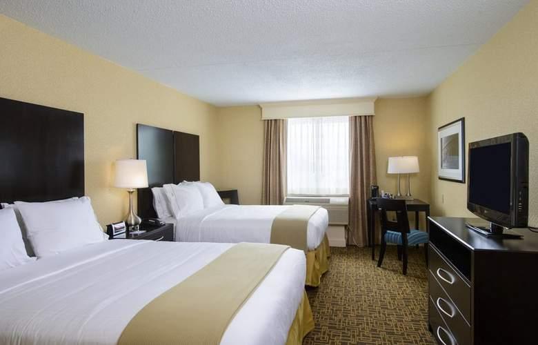 Holiday Inn Express Philadelphia Penns Landing - Room - 12