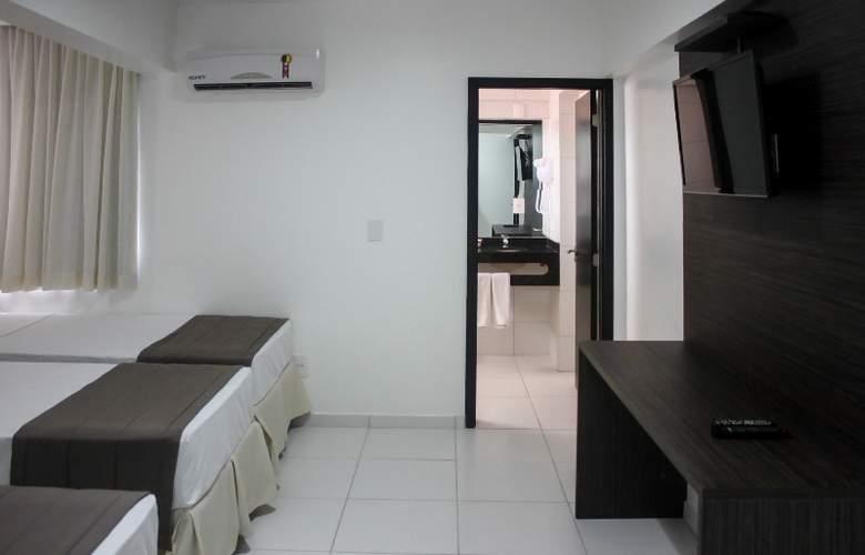 Tropico Praia Hotel - Room - 10