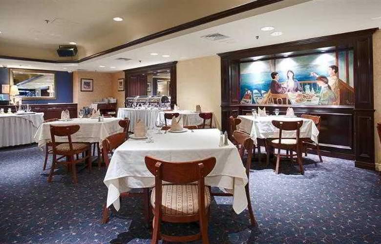 Best Western Ville-Marie Hotel & Suites - Restaurant - 45