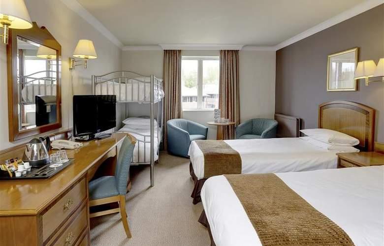 Best Western Stoke-On-Trent Moat House - Room - 64