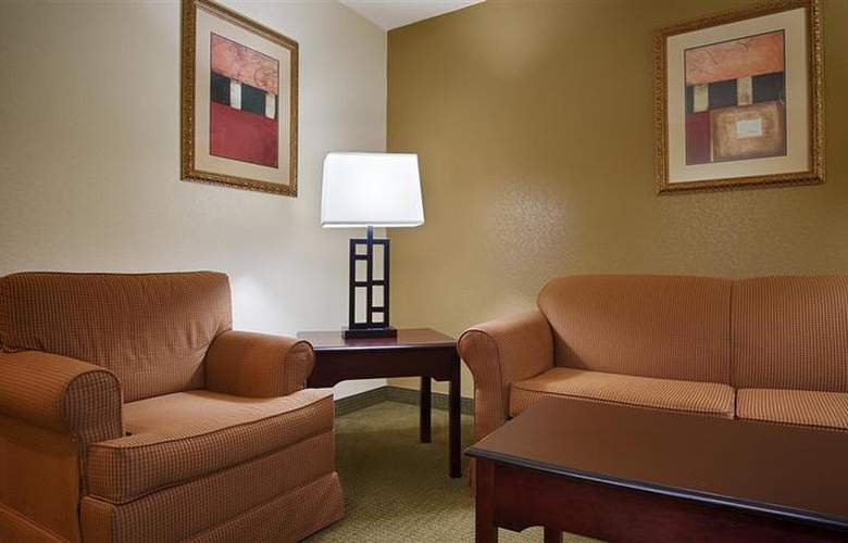 Best Western Plus Sherwood Inn & Suites - Room - 23