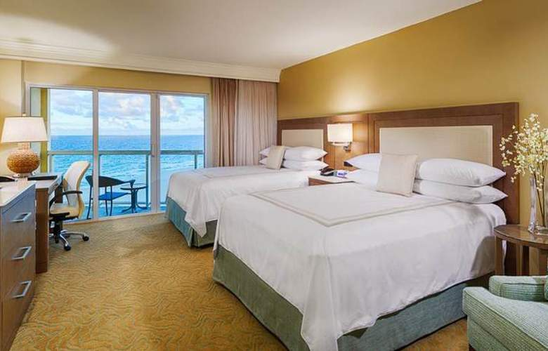 Fort Lauderdale Marriott Pompano Beach Resort & Spa - Hotel - 9