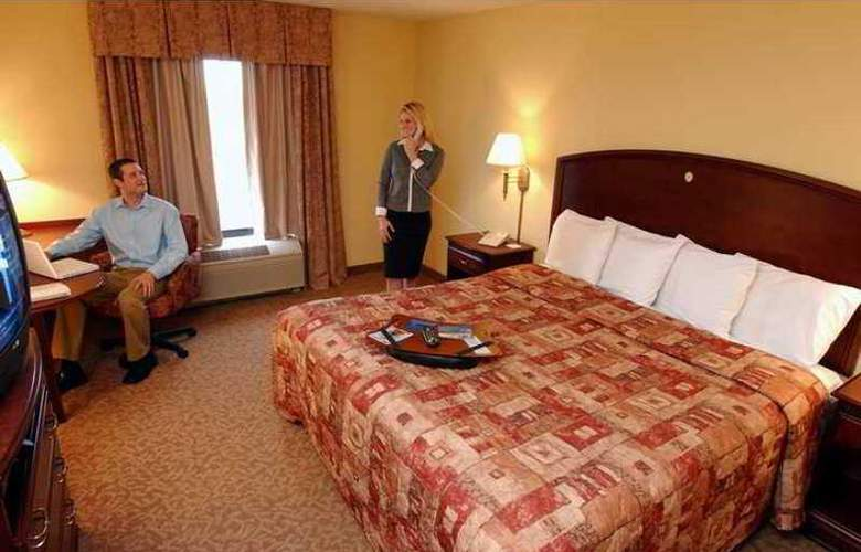 Hampton Inn Springfield - Hotel - 8