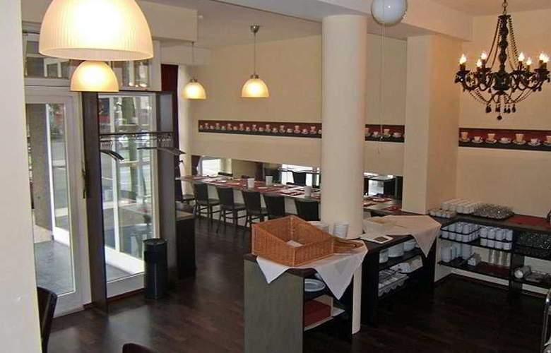 Amary City Residence - Restaurant - 2