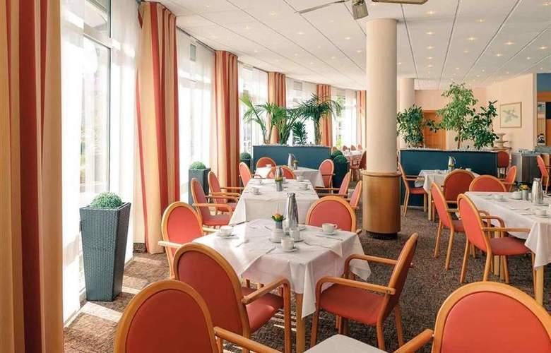 Best Western Amedia Frankfurt Airport - Restaurant - 17
