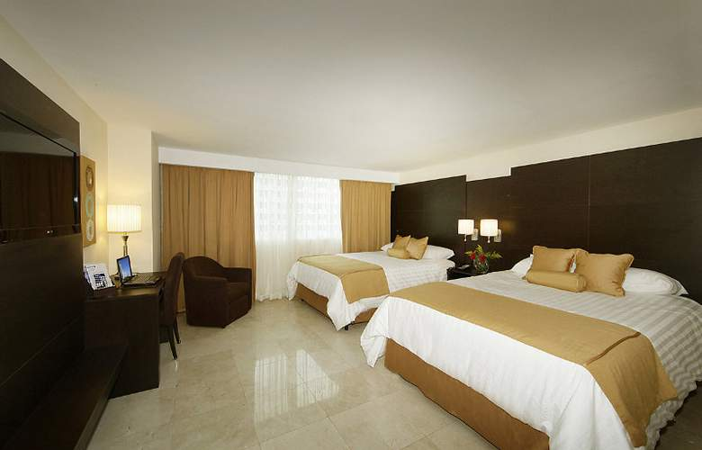 Wyndham Garden Hotel Panama City - Room - 7