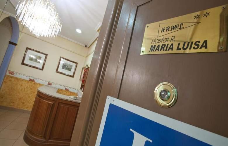 Hostal Maria Luisa - Hotel - 4