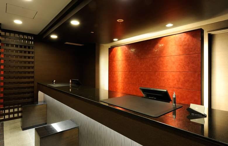 Best Western Hotel Fino Osaka Shinsaibashi - General - 1