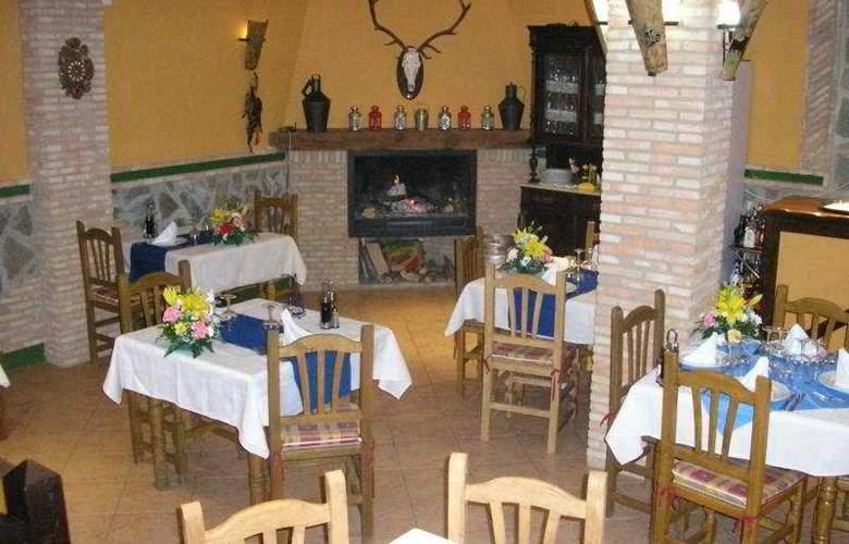 Palacio Guzmanes Hospederia Rural - Restaurant - 6