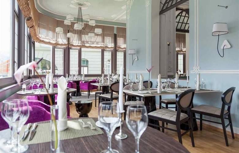 Royal St Georges Interlaken - MGallery by Sofitel - Restaurant - 110