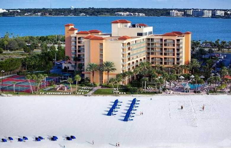 Sheraton Sand Key Resort - Pool - 24