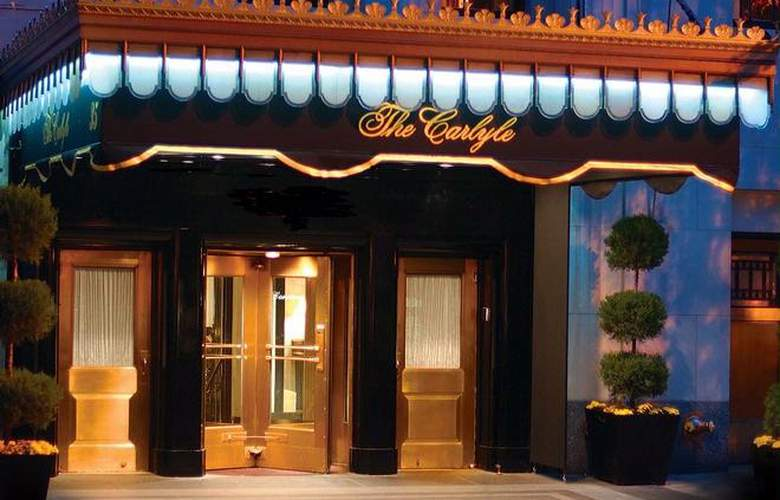 The Carlyle, A Rosewood Hotel - Hotel - 0