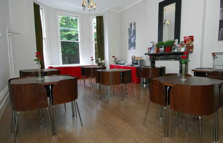 1 Lexham Gardens - Restaurant - 4