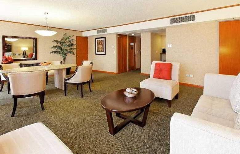Crowne Plaza Monterrey - Room - 16