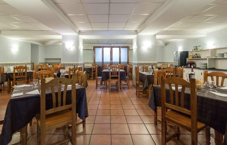 Balneario de Villavieja - Restaurant - 2