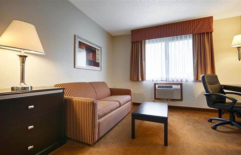 Best Western Mt. Pleasant Inn - Room - 45