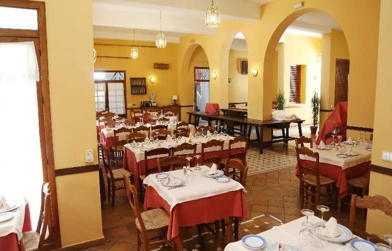 Villa de Priego de Córdoba - Restaurant - 22