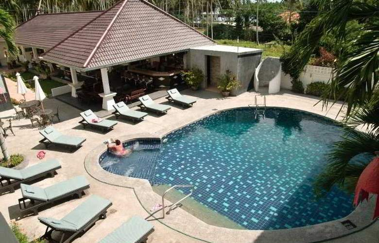Tropical Palm Resort And Spa - Pool - 6