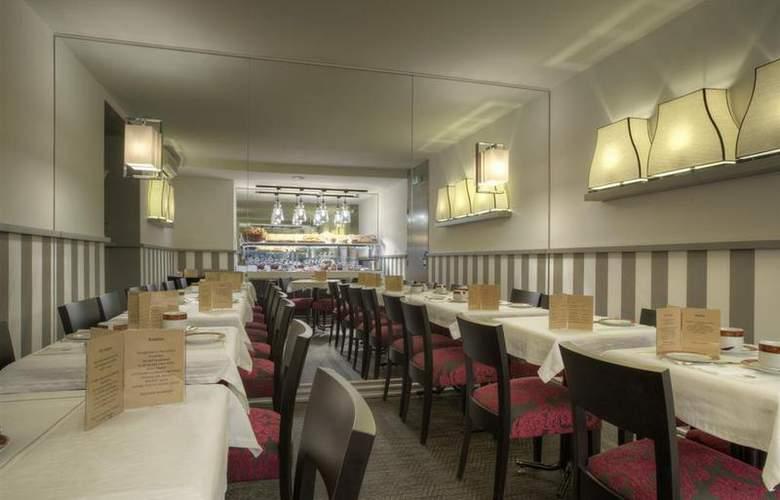 Best Western Premier Bayonne Etche Ona - Restaurant - 42