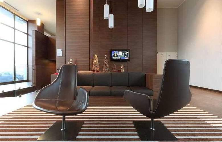 Best Western Premier Hotel Monza e Brianza Palace - Hotel - 82