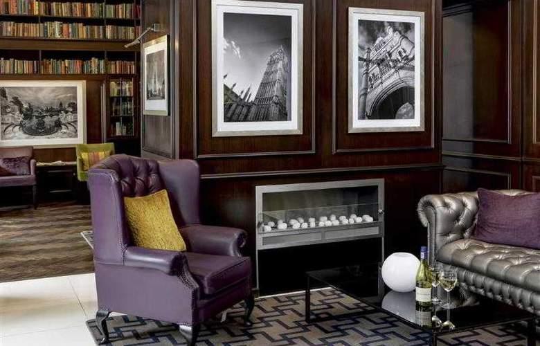 Best Western Mornington Hotel London Hyde Park - Hotel - 32