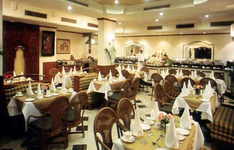 Mansingh Tower - Restaurant - 9