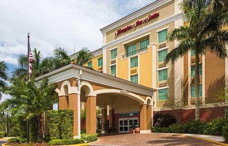 Hampton Inn & Suites Ft. Lauderdale/Miramar - Hotel - 0