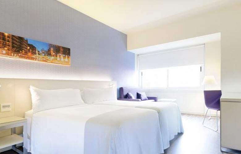 Tryp Madrid Chamberí - Room - 10