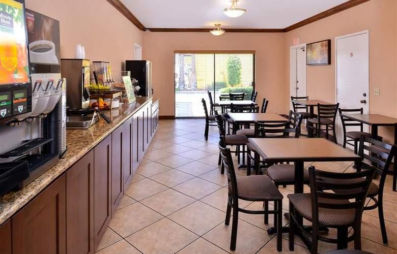 Best Western Santee Lodge - Restaurant - 43