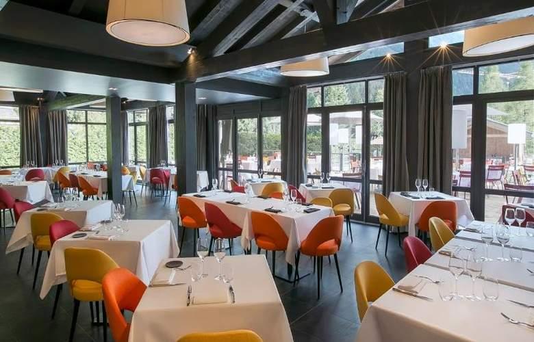 Best Western Plus Excelsior Chamonix Hotel & Spa - Restaurant - 63