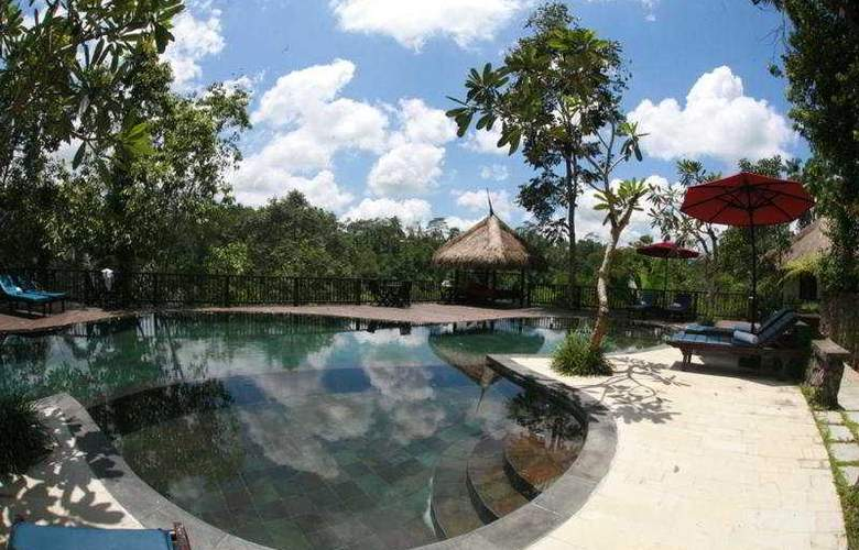 Nandini Bali Jungle Resort and Spa Ubud - Pool - 7