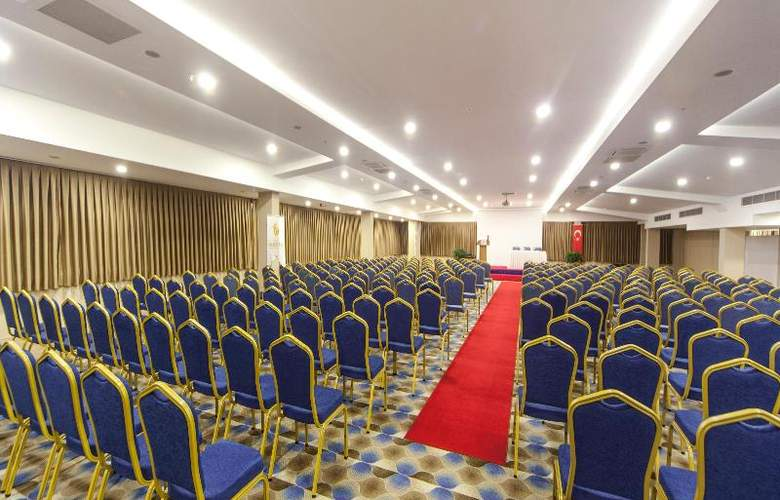 Golden Way Hotel Giyimkent - Conference - 15