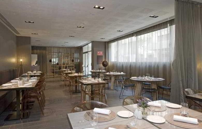 Rafaelhoteles Forum Alcala - Restaurant - 5