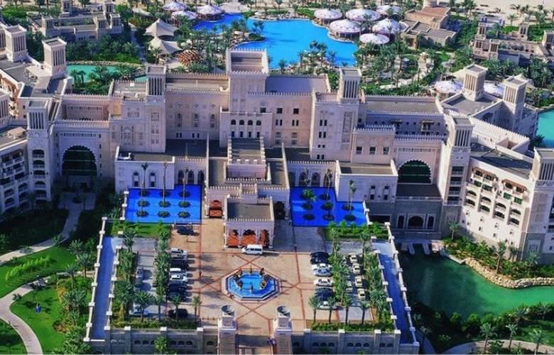Madinat Jumeirah Al Qasr - Hotel - 9