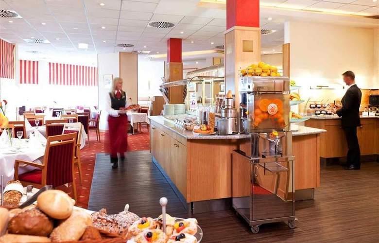 Mercure Hannover City - Restaurant - 74