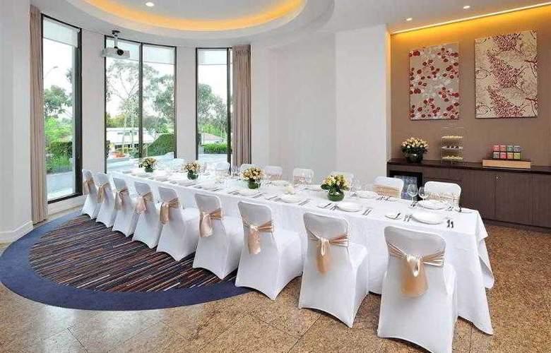 Novotel Melbourne Glen Waverley - Hotel - 12