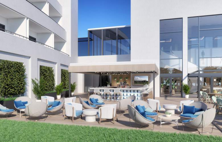 Dolce by Wyndham Sitges - Terrace - 7