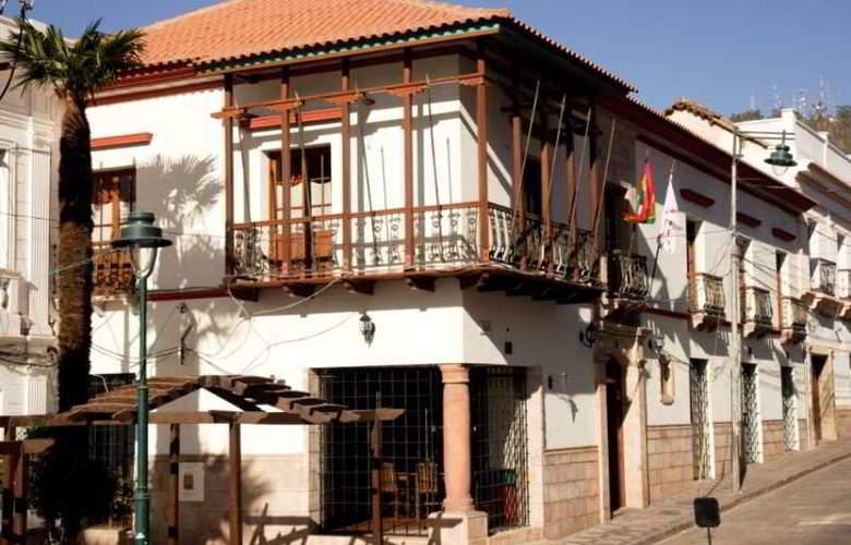 Monasterio - Hotel - 3