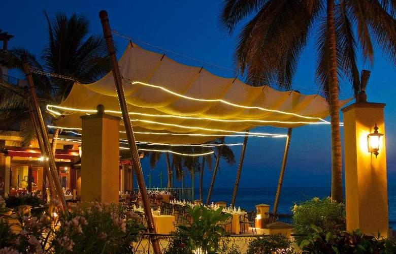 Villa del Palmar Flamingos Beach Resort & Spa - Restaurant - 7