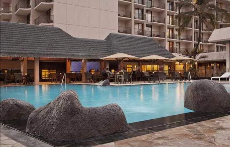 Courtyard by Marriott King Kamehameha's Kona Beach - Pool - 8