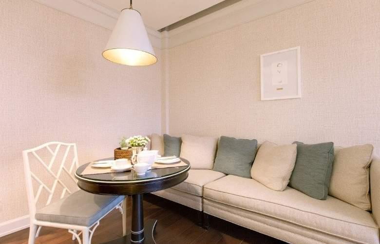 Oriental Residence Bangkok - Room - 26