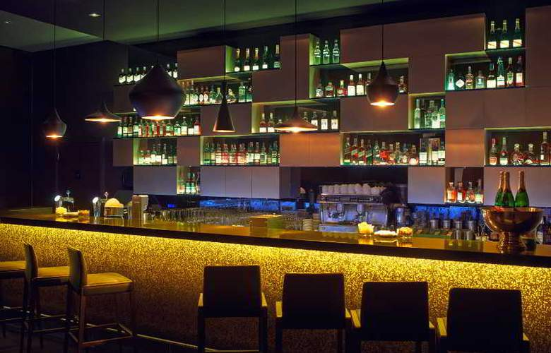 Double Tree by Hilton Lodz - Bar - 2