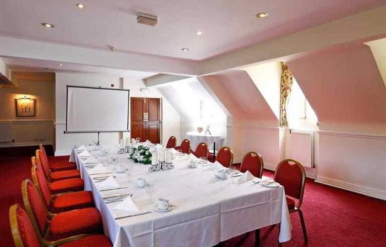 Mercure Telford Madeley Court Hotel - Hotel - 35